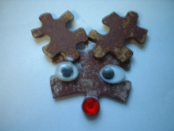 Finished Reindeer