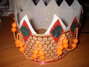 Finished Crown