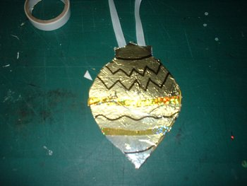 Finished Bauble